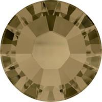 Xilion Rose Hotfix Rhinestone ss6 Crystal Bronze Shade HF