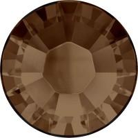 Xilion Rose Hotfix Rhinestone ss6 Smoked Topaz HF