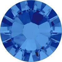 Xilion Rose Rhinestone ss10 Sapphire F