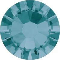 Xilion Rose Rhinestone ss10 Blue Zircon F