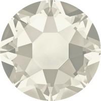 Xirius Rose Hotfix Rhinestone ss34 Crystal Silver Shade HF