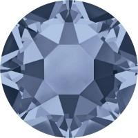 Xirius Rose Hotfix Rhinestone ss34 Denim Blue HF