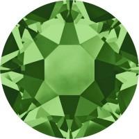 Xirius Rose Hotfix Rhinestone ss34 Fern Green HF
