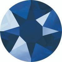 Xirius Rose Hotfix Rhinestone ss34 Crystal Royal Blue HFT