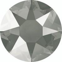 Xirius Rose Hotfix Rhinestone ss34 Crystal Dark Grey HFT