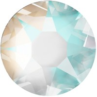 Xirius Rose Hotfix Rhinestone ss34 Crystal Light Grey DeLite HFT
