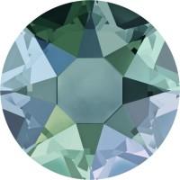 Xirius Rose Hotfix Rhinestone ss34 Black Diamond Shimmer HF
