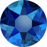 Xirius Rose Hotfix Rhinestone ss34 Cobalt Shimmer HF
