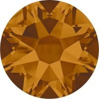 Xirius Rose Rhinestone ss12 Crystal Copper F