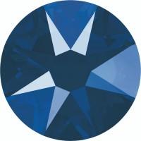 Xirius Rose Rhinestone ss30 Crystal Royal Blue