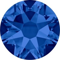 Xirius Rose Rhinestone ss30 Capri Blue F
