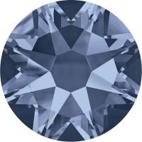 Xirius Rose Rhinestone ss16 Denim Blue F