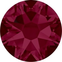 Xirius Rose Rhinestone ss16 Ruby F