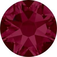 Xirius Rose Rhinestone ss34 Ruby F