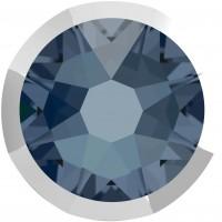 Xirius Rose Rimmed Rhinestone ss16 Denim Blue & Lt. Chrome Z F