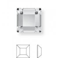 Square Rhinestone 4mm Crystal Dorado F