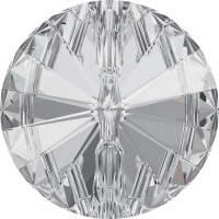 Rivoli Button 12mm Crystal F