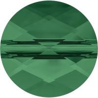 Mini Round Bead 6mm Emerald