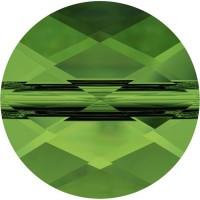 Mini Round Bead 6mm Dark Moss Green