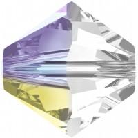 Xilion Bead 3mm Crystal Shimmer