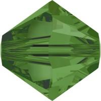 Xilion Bead 4mm Fern Green