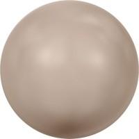 Crystal Round Pearl 2mm Crystal Powder Almond Pearl