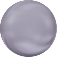 Crystal Coin Pearl 12mm Crystal Mauve Pearl