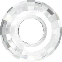 Disk Pendant 38mm Crystal