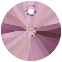 Xilion Pendant 12mm Crystal Lilac Shadow