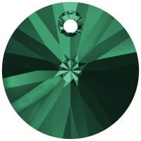 Xilion Pendant 6mm Emerald