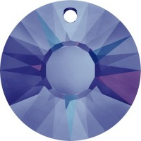 Sun Pendant 12mm Crystal Heliotrope