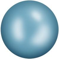 Ceramic Cabochon Hotfix ss16 Turquoise Blue HF