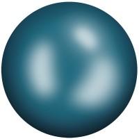 Ceramic Cabochon Hotfix ss16 Blue Green HF