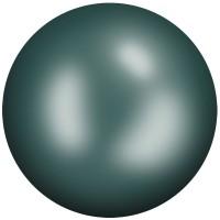 Ceramic Cabochon Hotfix ss16 Emerald HF