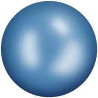 Ceramic Cabochon Hotfix ss20 Azure Blue HF