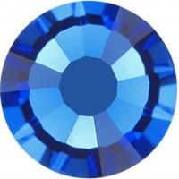 Rose Rhinestone Hotfix ss10 Capri Blue HF