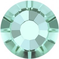Rose Rhinestone Hotfix ss10 Chrysolite HF