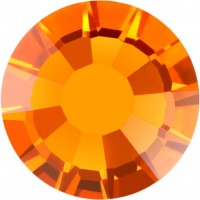 Rose Rhinestone Hotfix ss30 Sun HF