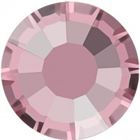 Rose Rhinestone Hotfix ss30 Light Rose HF