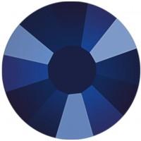 Rose Rhinestone Hotfix ss6 Crystal Sapphire Flare HF