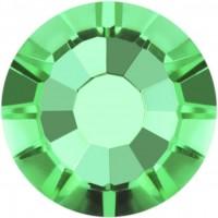 Rose Rhinestone Hotfix ss10 Fern Green HF