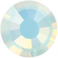 Rose Rhinestone Hotfix ss10 Chrysolite Opal HF