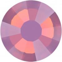 Rose Rhinestone Hotfix ss20 Cyclamen Opal HF