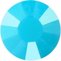 Rose Rhinestone Hotfix ss20 Turquoise HF