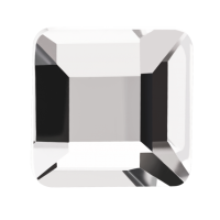 Square Hotfix 6mm Crystal HF