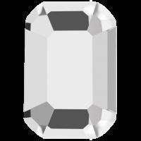 Rectangle Hotfix 6x4mm Crystal HF
