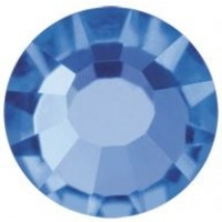 VIVA12 Rose Rhinestone ss8 Sapphire F (30050)