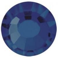 VIVA12 Rose Rhinestone lead free ss8 (2.4mm) Montana F (30340)
