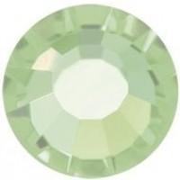 VIVA12 Rose Rhinestone lead free ss8 (2.4mm) Chrysolite F (50000)