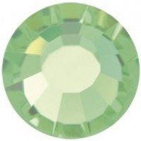 VIVA12 Rose Rhinestone lead free ss8 (2.4mm) Peridot F (50520)